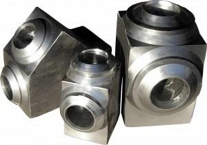 Titanium Butt Weld Blocks