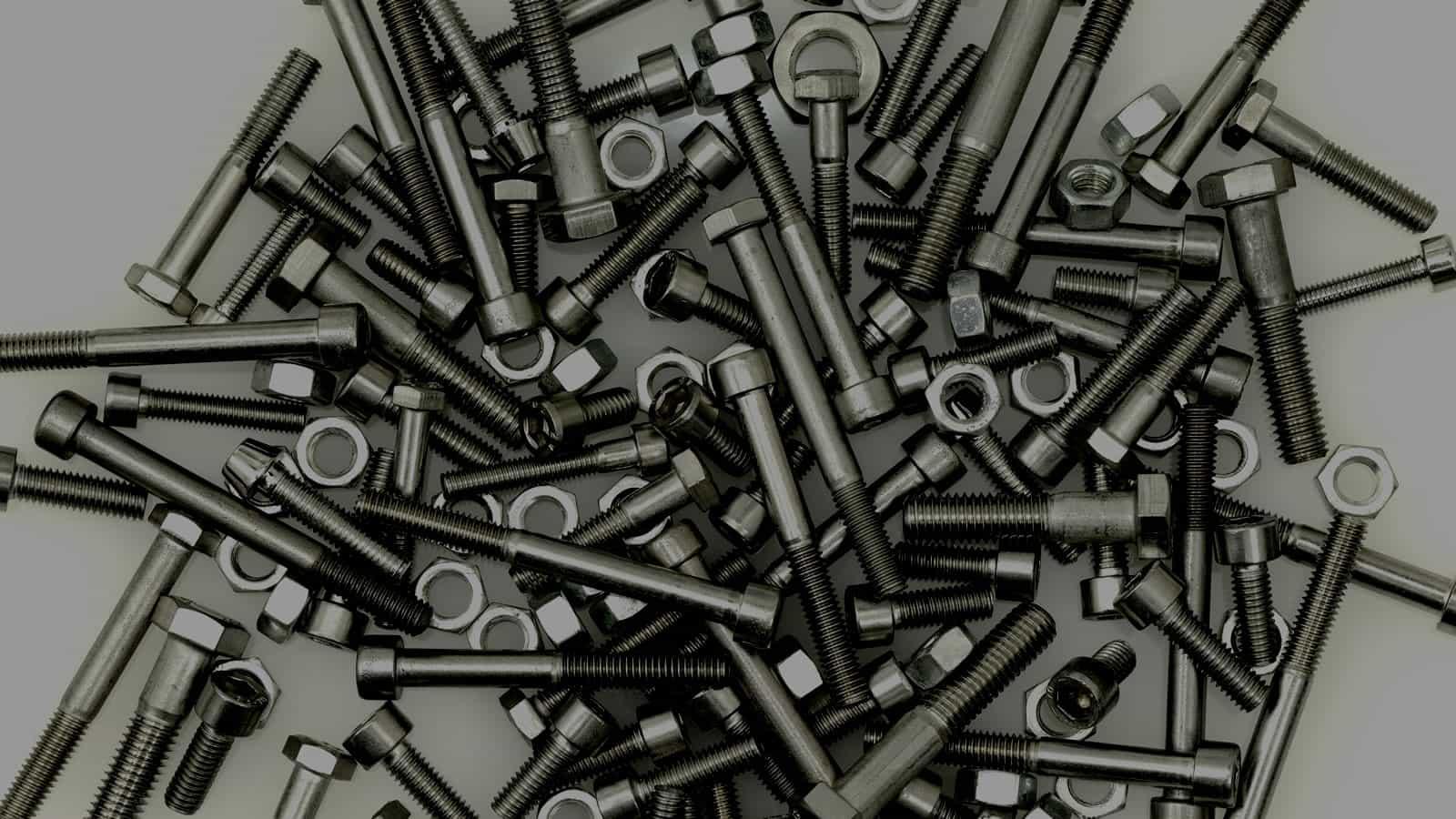 Titanium Fasteners Grades 2, 7, 9 & 12